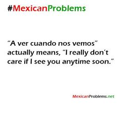Mexican Problem #3866 - Mexican Problems