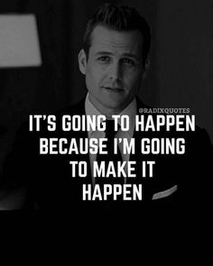 Top 25 Greatest Harvey Specter Quotes: Click image to discover Harvey Specter's best quotes on Opponents, Winning, Goals, Success and Life. Great Quotes, Quotes To Live By, Me Quotes, Motivational Quotes, Inspirational Quotes, Work Quotes, The Words, Harvey Spectre Zitate, Harvey Specter Quotes