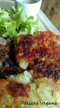 Rösti de pommes de terre, simple, croustillant et sans gluten ;)