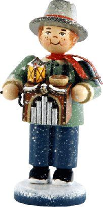 """Rothenburger Weihnachtswerkstatt """"Leierkastenmann"""""""