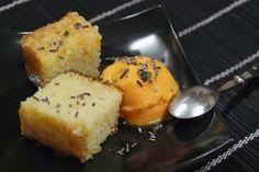 Dvicio: Bizcocho borracho de naranja y ron Pastel Borracho, Cupcakes, Ron, Cornbread, Muffin, Dairy, Sweets, Cheese, Breakfast