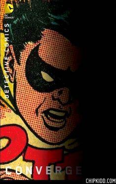 Chip Kidd   Batman - Convergence