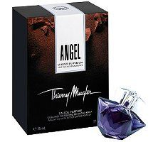 This version of Angel! Thierry Mugler Angel Taste of Fragrance, magnified with bitter cocoa powder. Wearing today!