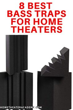 8 Best Bass Traps For Home Theaters - Kevin Howell - Home Theater Setup, Best Home Theater, At Home Movie Theater, Home Theater Rooms, Home Theater Design, Bass Trap, Media Room Design, Home Theater Projectors, Best B
