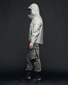 Stone Island: Shadow Project shape -  form - function - hardware - engineered