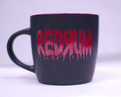 The Shining | Community Post: 13 Awesome Literary Mugs That Will Make Any Word Nerd's Morning Brighter