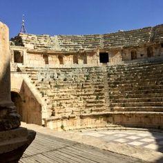Jerash ruinas de Jordania - una vez una gran ciudad romana6