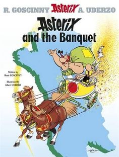 Asterix and the Banquet: Album #5 (Asterix (Orion Paperback)) (Bk. 5)  Asterix and the Banquet