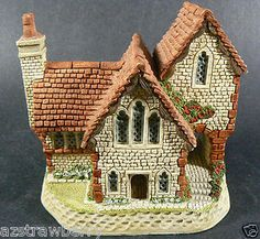 September British Traditions Staffordshire Vicarage David Winter