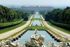 Royal Palace of Caserta, Italy