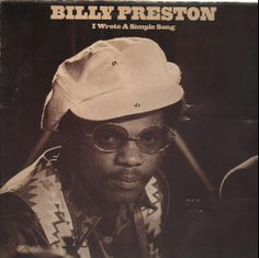 "Billy Preston, ""I Wrote A Simple Song"" (1971)"
