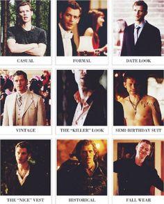 Joseph Morgan, The Vampire Diaries, Vampire Diaries The Originals, Klaus Mikaelson Gif, Klaus Tvd, Jamie Dornan, The Orignals, Percy Jackson, Klaus The Originals