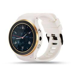 b757640d01c LEMFO S99 Android 5.1Smart Watch Phone MTK6580 1.3G Quad core Bluetooth  Smartwatch GPS WIFI Wrist Fitness Tracker
