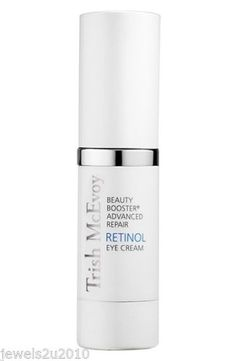 Trish-McEvoy-Beauty-Booster-Advanced-Repair-Retinol-Eye-Cream-Skincare-New