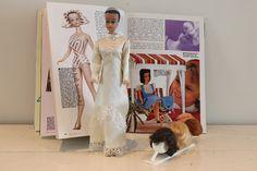 Fashion Queen Barbie Midge Mattel JAPAN - TE KOOP bij Zolderwinkel.nl