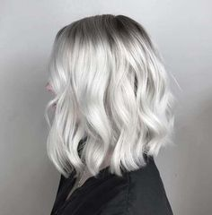 40 adorable silver hair colors 2018