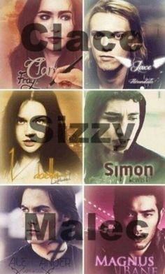 Malec is the best (no offense clace and sizzy)