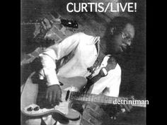 Curtis Mayfield - Curtis Mayfield live at Paul Colby's Bitter End New-York City 1971 Music Songs, My Music, Curtis Mayfield, R&b Soul, Music Therapy, My Vibe, Rare Photos, Record Producer, No Time For Me