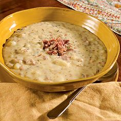 Country Ham and Potato Soup