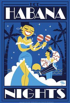 """""""Hot Habana Nights"""" es un festival cubano que sucede en agosto."""