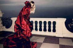 Dark Bride Editorials : Camilla Akrans Anna Jagodzinska