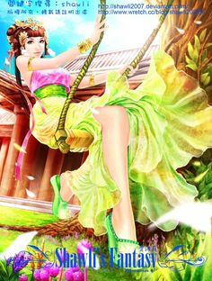 Princess TaiPing by shawli2007 on deviantART