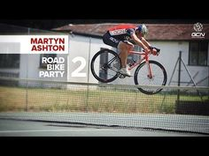 Worried about your Carbon Fiber bike? This video should take care of that!  Makes me feel better on my Colnago! #RecreationLaw Road Bike Party 2 - Martyn Ashton
