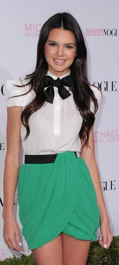 Kendall Jenner's style<3