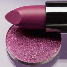 Double tap if you love this combo: Cosmic Dancer Diva Crime lipstick + Juno Moon eyeshadow  #NABLA #NablaCosmetics