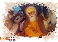 Guru Nanak, the first of ten Gurus of Sikhism.