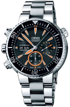 The Wristwatch Guide: Carlos Coste Limited Edition by ORIS