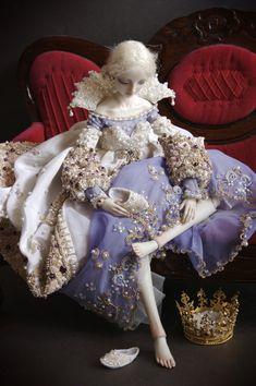 Marina Bychkova Enchanted Doll