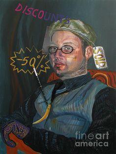 The Art Market, by MAIA OPREA, more on www.maia-fine-art.com