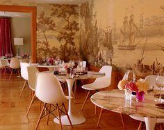 Restaurante Deluz. Santander.