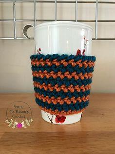 Ravelry: Mug & Ice Cream Pint Cozy pattern by Dianne Hunt Crochet Coffee Cozy, Crochet Cozy, Free Crochet, Cup Sleeve, Love Ice Cream, Mug Cozy, Free Pattern, Crochet Patterns, Mugs