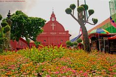 Christ Church, Malacca, Malaysia... by Rudi Niranjan on 500px