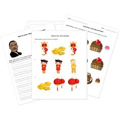 Free Christmas and Winter Holidays Worksheets  Great collection