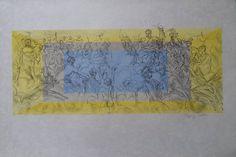 Jacques Villon - Mythology : The Gods of Olympe - Signed lithograph - Mourlot 1953   1stdibs.com
