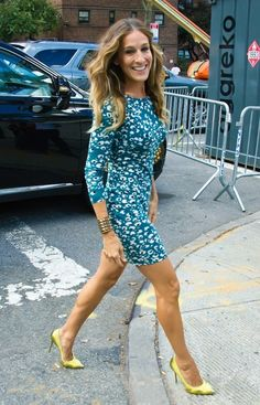 The Many Hats of SJP | Life & Style Weekly