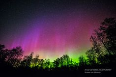 Northern Lights Photo Night Photography by SoulCenteredPhotoart