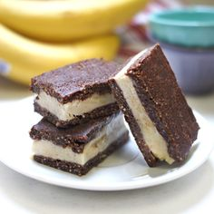 Raw Ice Cream Sandwiches! (Vegan, Paleo)