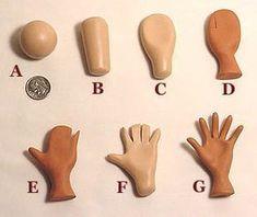 Como fazer mãos