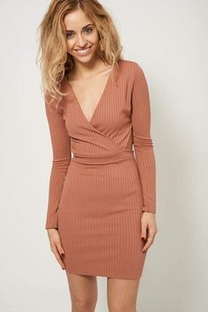 Ribbed Cut Out Back Dress  Sizes 6 - 16  http://www.firstcouturefashion.co.uk/#a_aid=Fornalski2