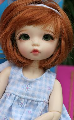 redheaded dolls are my weakness. always have been.