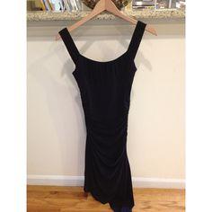 BCBGMAXAZRIA Little Black Dress So classy and elegant BCBGMaxAzria Dresses
