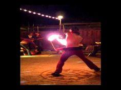 Tech Fire Poi Ninja- Tosses All DAY