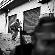 Fabio Bucciarelli - The Libyan Conflict