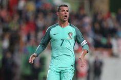 Cristiano Ronaldo, criticado en Portugal