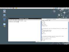 how to configure samba server on centos 6.5 - YouTube