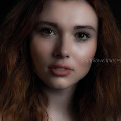 Portrait of a stunning redhead #redhead #studiophotography #portrait #portraitphotography #Face #sexy #beauty #purebeauty #woman #pretty #smile #red #lips #hair #eyes  #fineart #art